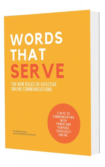 Words that Serve