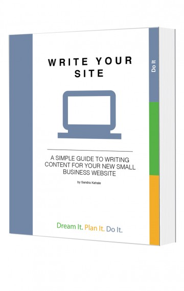 Write Your Site